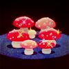 turlough: dancing mushrooms, Nutcracker Suite in Disney's 'Fantasia' ((disney) feed your head)