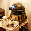 toastfic: (daleks like tea)
