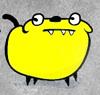 kisunika: (желтый любопытный)