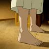 seismometrics: (bare feet)