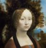 akisawana: Da Vinci's painting of a very unamused young woman (Default)