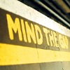 undergrounds: (mind the gap)