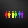 heyhoolou: (Random - Rainbow couples)
