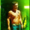 mrstotten: Arrow: Oliver, starring Oliver's abs. (Arrow → i watch for the... uh. um.)