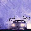 faege: classic boys in a classic car (SPN - one of those days)