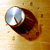 gavagai: A stereo volume control, turned up to 11 (up to eleven)