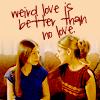 snickfic: Buffy Dawn weird love is better than no love (Buffy Dawn sister love)