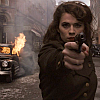 kore: (Peggy Carter - in her sights)