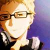 lunatic_spark: kei tsukishima fine megane mofo (Default)