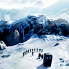 gavagai: The TARDIS on a ice planet (ice planet)