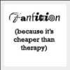 flamingolady: Fanfiction Therapy (Fanfiction Therapy)