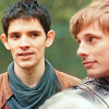 merlinscampout: (Merln and Arthur)