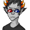 ranty_rie: (This Is My Happy Face [Sollux])