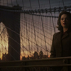 kaydeefalls: peggy on brooklyn bridge (peggy in brooklyn)