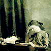 fosfomifira: (Girl studying)