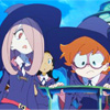 temporaly: Sucy and Lotte from Little Witch Academia (Default)