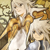 toran: Tales of Symphonia: Genis and Raine smiling. (the neglected)
