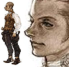 inevitableentresol: Balthier from Final Fantasy concept art (Balthier profile)