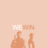 smilla: Dean and Sam in a badass pose (Spn: WeWin)