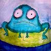 puddlesofun: (sad frog)
