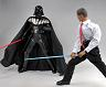 azurelunatic: Obama faces down Vader (action figures) (Obama Action!)