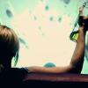 joan_waterhouse: Kara Thrace drinking and flailing (I give up - starbuck)