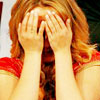 guessihavelostcount: (93. embarrassed and covering face)