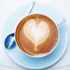 verasteine: heart in cup of cocoa ((gen) heart)