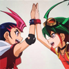 pdutogepi: (ZEXAL // ARC-V // High Five)