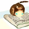 thady: (Milkyway  -  cat & newspaper)
