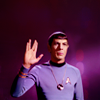 thady: (ST  -  Spock greating)