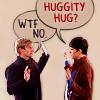 veek: (no hugs)