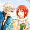 thady: (Akagami no Shirayukihime  -  pair)