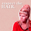 ametryn: (respect the hair!)