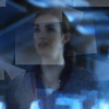 seekingferret: Jemma Simmons watching a computer screen. (simmons-computer)