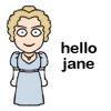 cynthia1960: (hello jane)
