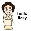 cynthia1960: (hello lizzy)