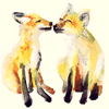 penguin: by <user name=penguin> (Foxes Mate for Life)