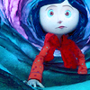 audiobiblio: (Coraline - Tunnel)