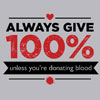 hoktauri_archive: (Always Give 100%)