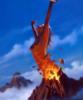 nhura: (volcano)