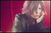royalladyblue: (Aoi, guitarist, the GazettE)