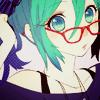 kayleighduck: (vocaloid. (miku glasses))