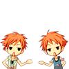 kayleighduck: (hikaru + kaoru. (well you see))