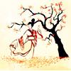 elf_fu: (Geisha by tree)