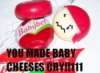 velvetpage: (baby cheeses)