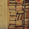 ariannagray: (books, bookshelf)