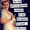 fandomrandom: (good or evil)