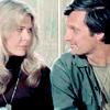 sarken: hawkeye and margaret glare at each other ([mash] like a landmine)