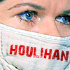 sarken: close-up of margaret houlihan in surgical mask ([mash] old enough to know)